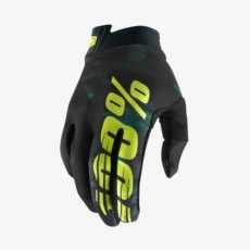 100% itrack handschoenen kids camo/black