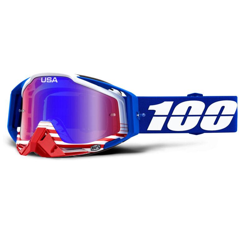 100% Racecraft goggle crossbril ANTHEM