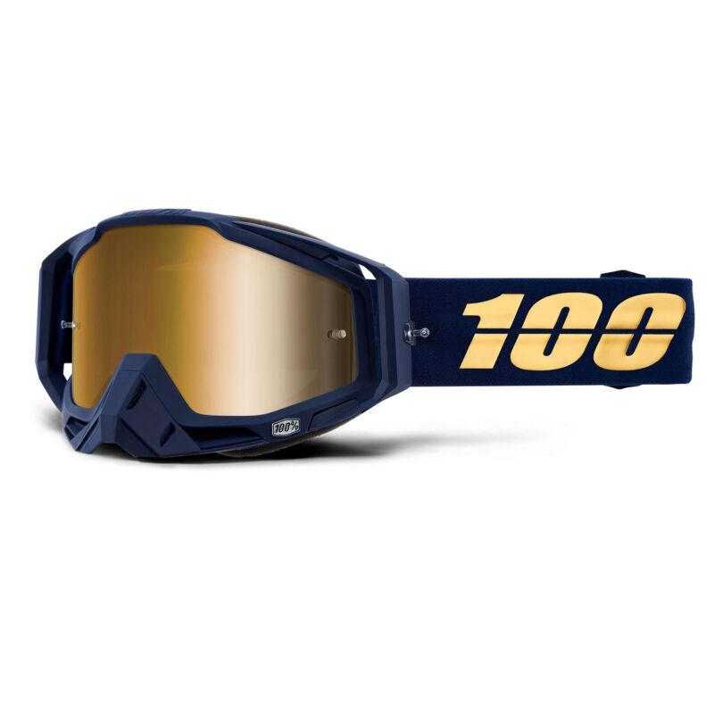 100% Racecraft goggle crossbril BAKKEN