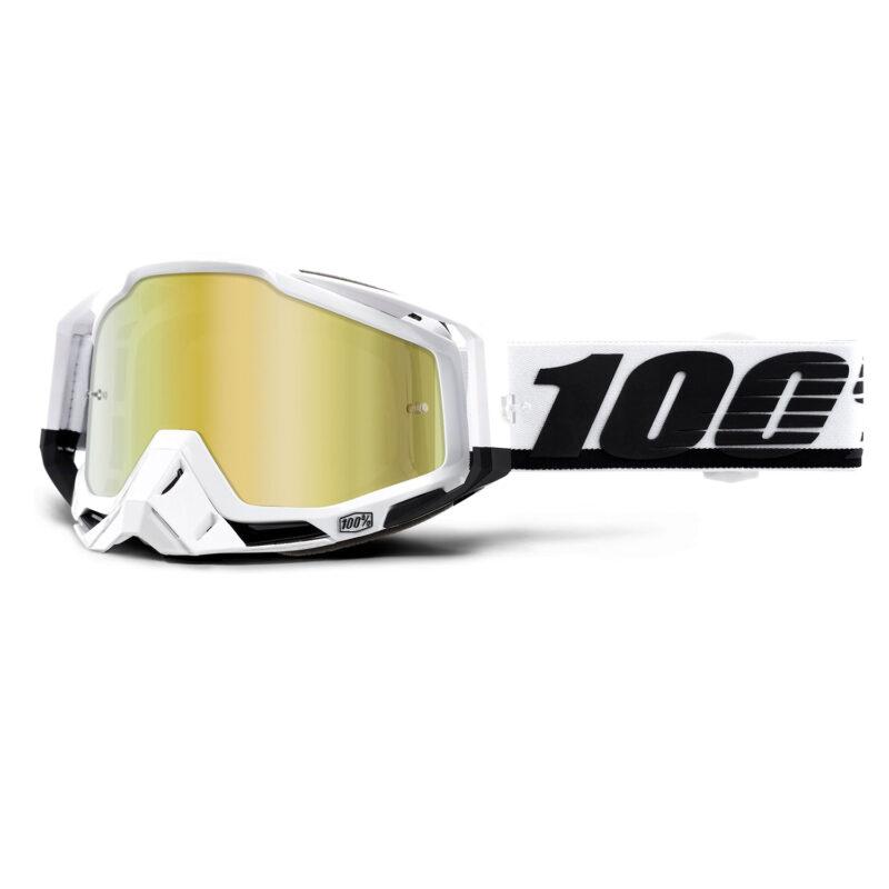 100% Racecraft goggle crossbril STUU