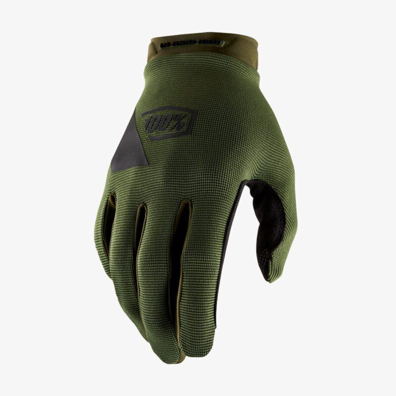 100% ridecamp handschoenen fatique