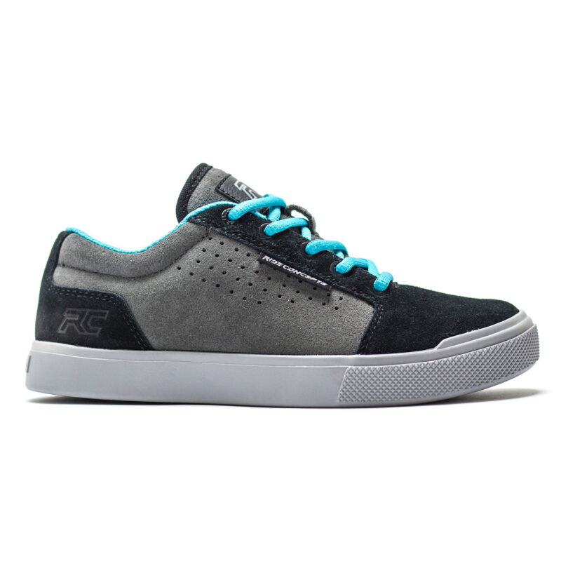 Ride Concepts Vice Youth - Charcoal/Black