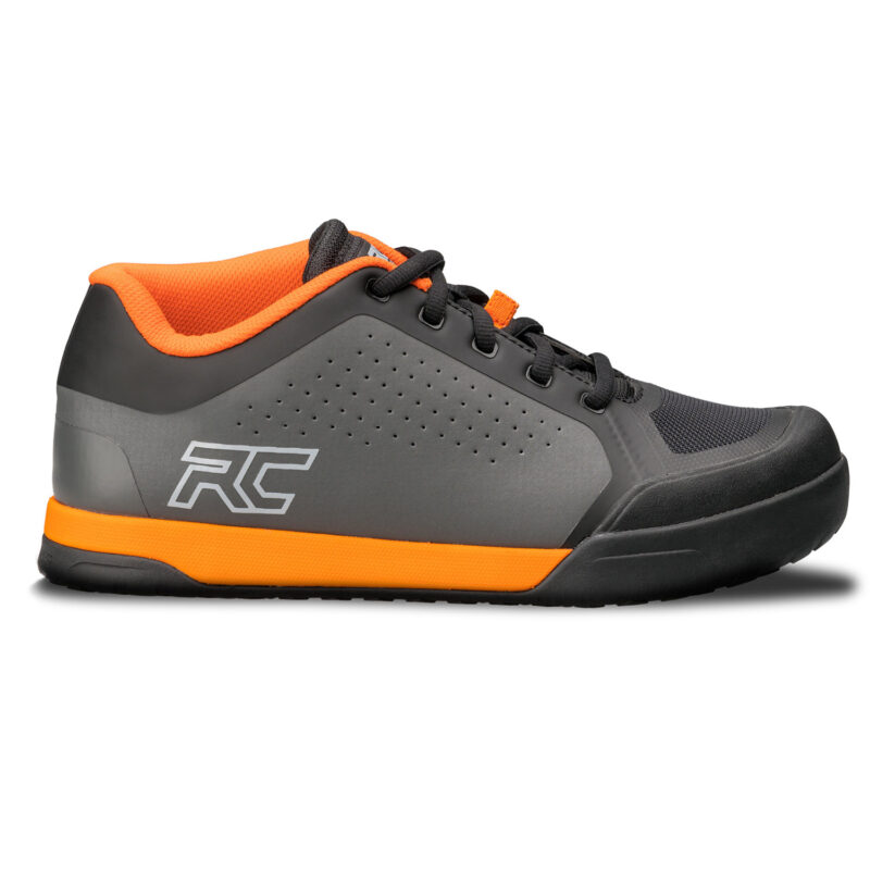 Ride Concepts Powerline Charcoal/Orange