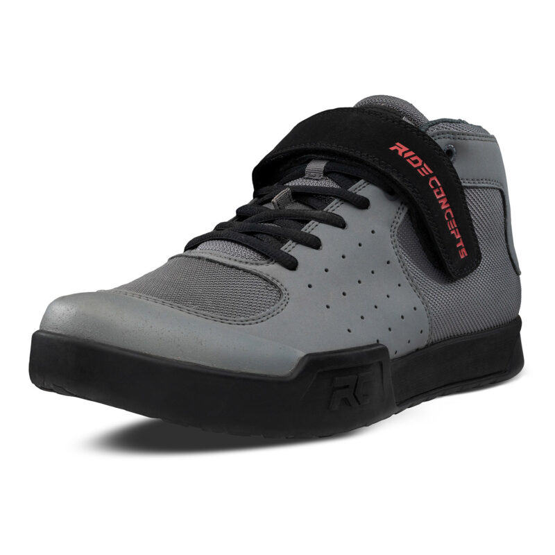 Ride Concepts Wildcat Charcoal/Red