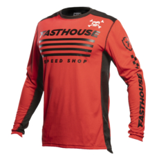 FASTHOUSE JERSEY HALT RED-front