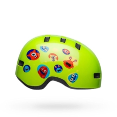 BMXprotect Bell Lil Ripper Green Monsters
