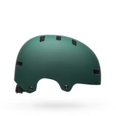BMXprotect Bell Local helm skull mattegreen black
