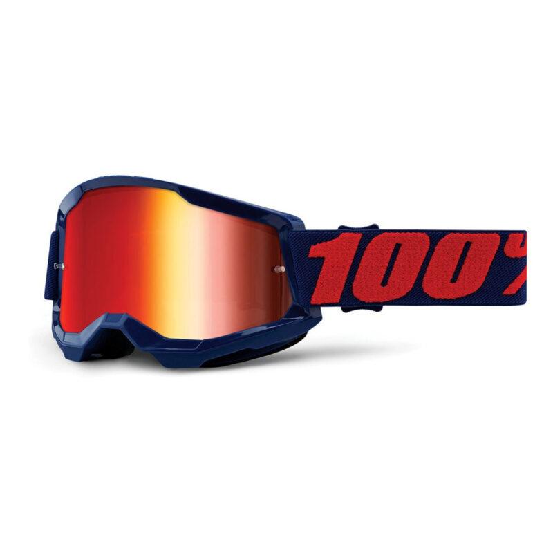 100% Strata2 crossbril goggle MASEGO