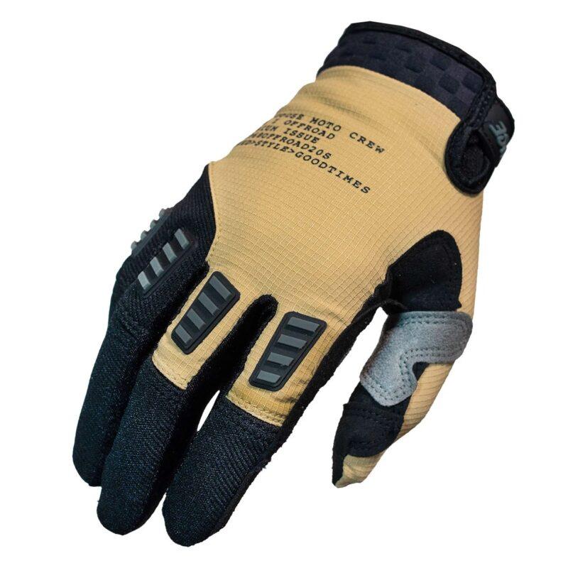 FASTHOUSE handschoenen Strike Khaki-Black