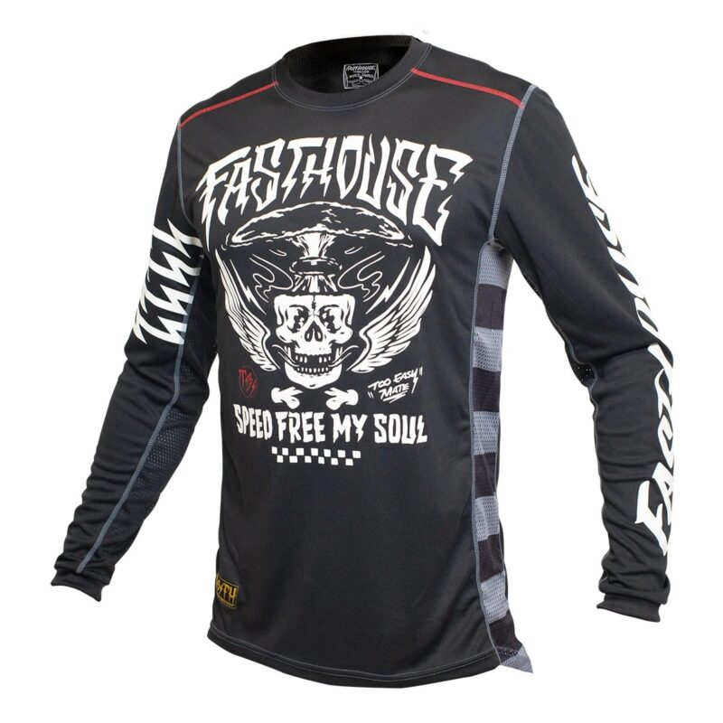 FASTHOUSE Raceshirt Grindhouse Bereman