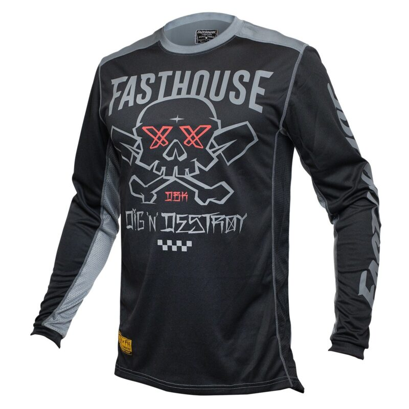 FASTHOUSE Raceshirt Grindhouse Twitch