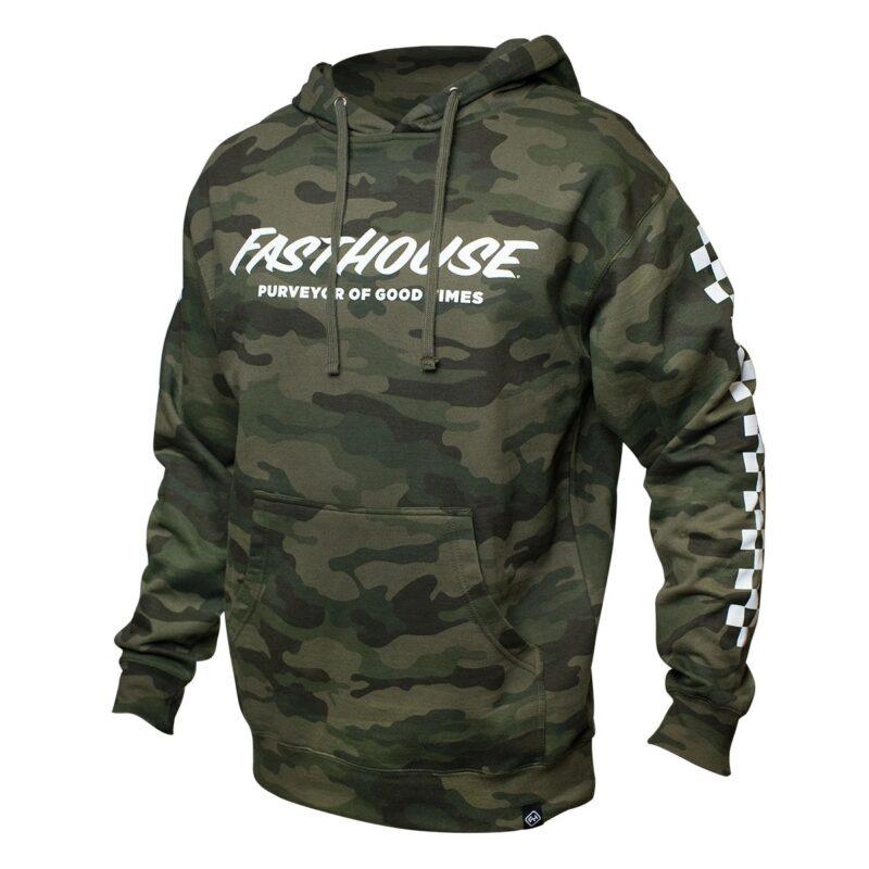 Fasthouse Hoodie Camo