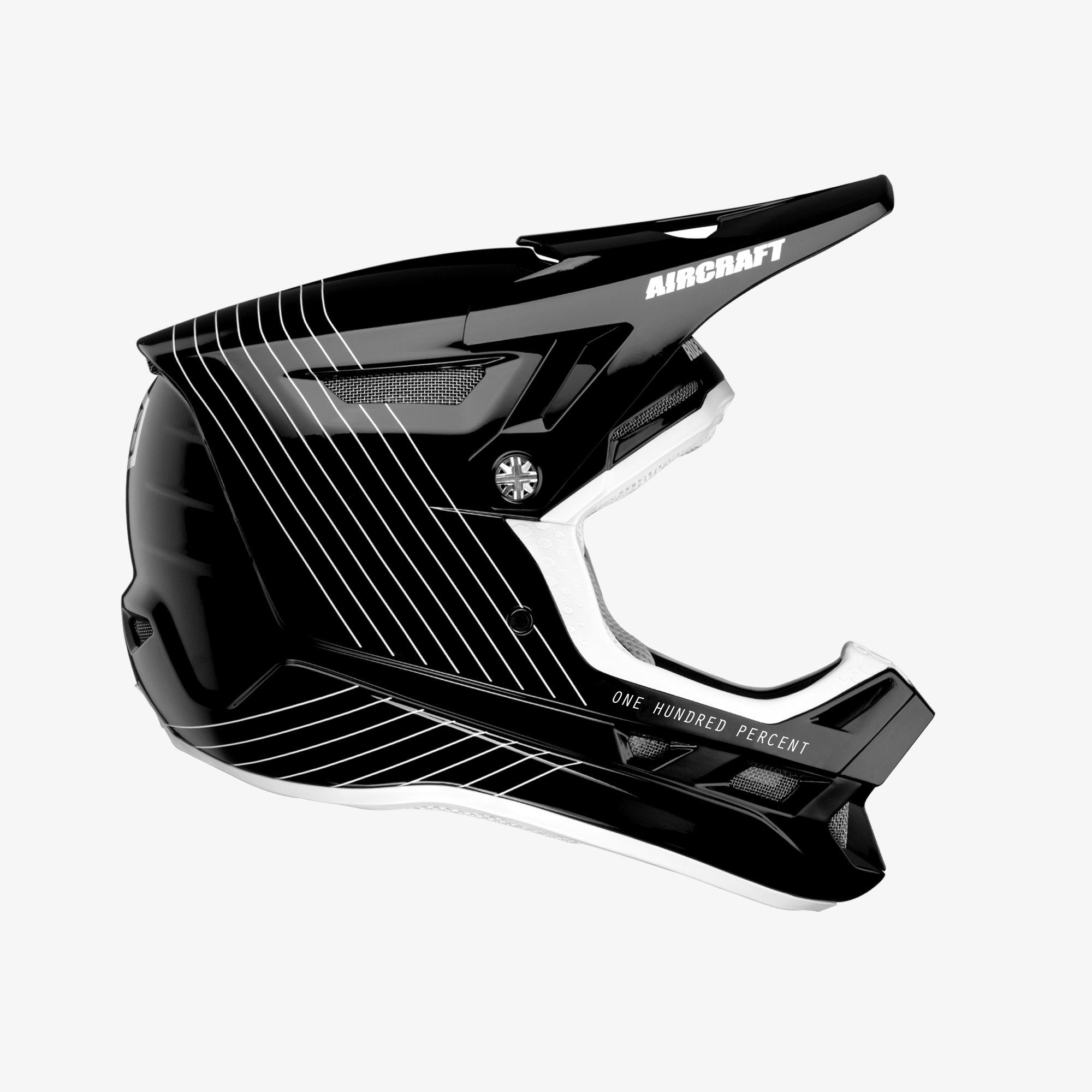 100% Aircraft BMX helm Silo