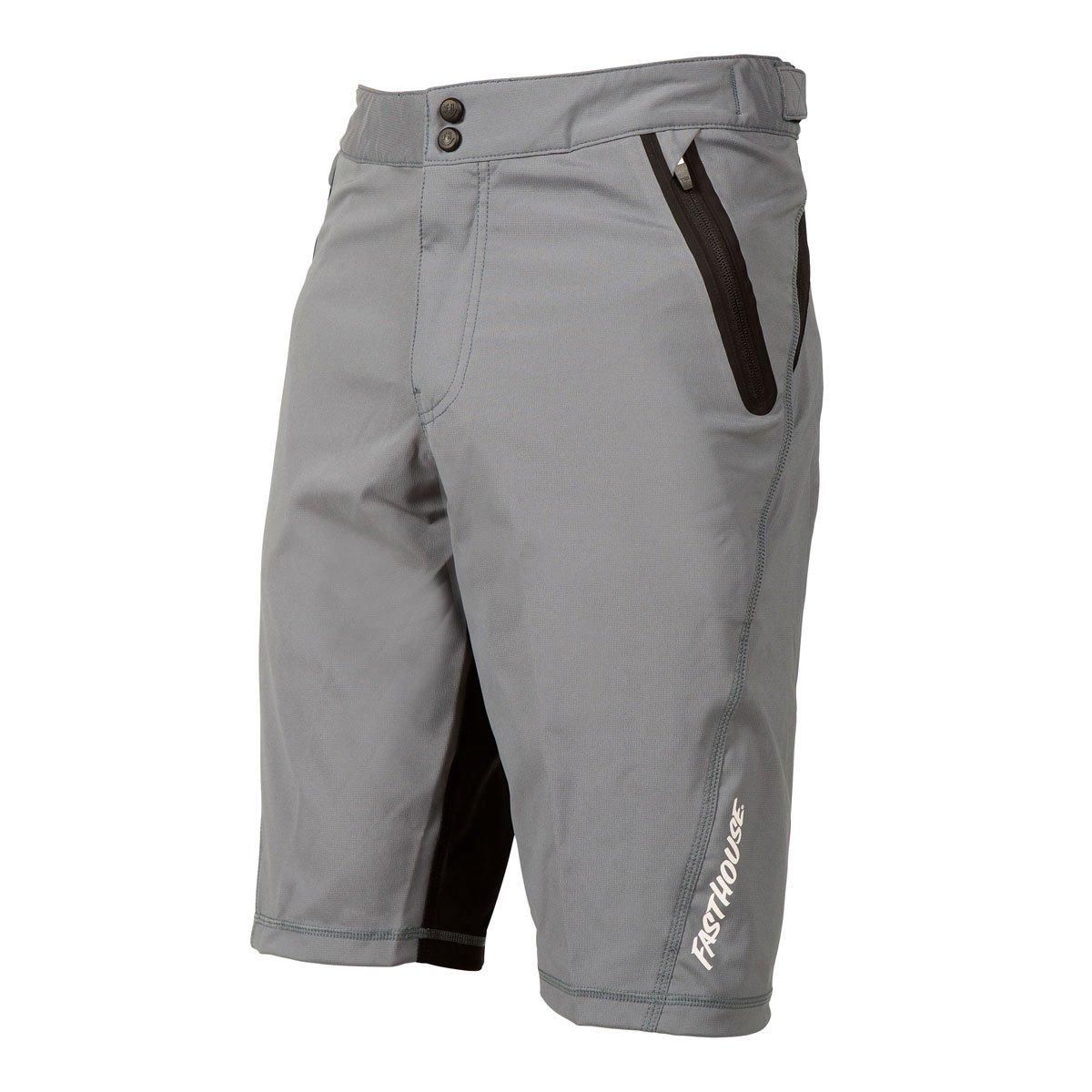Fasthouse short crossline grey