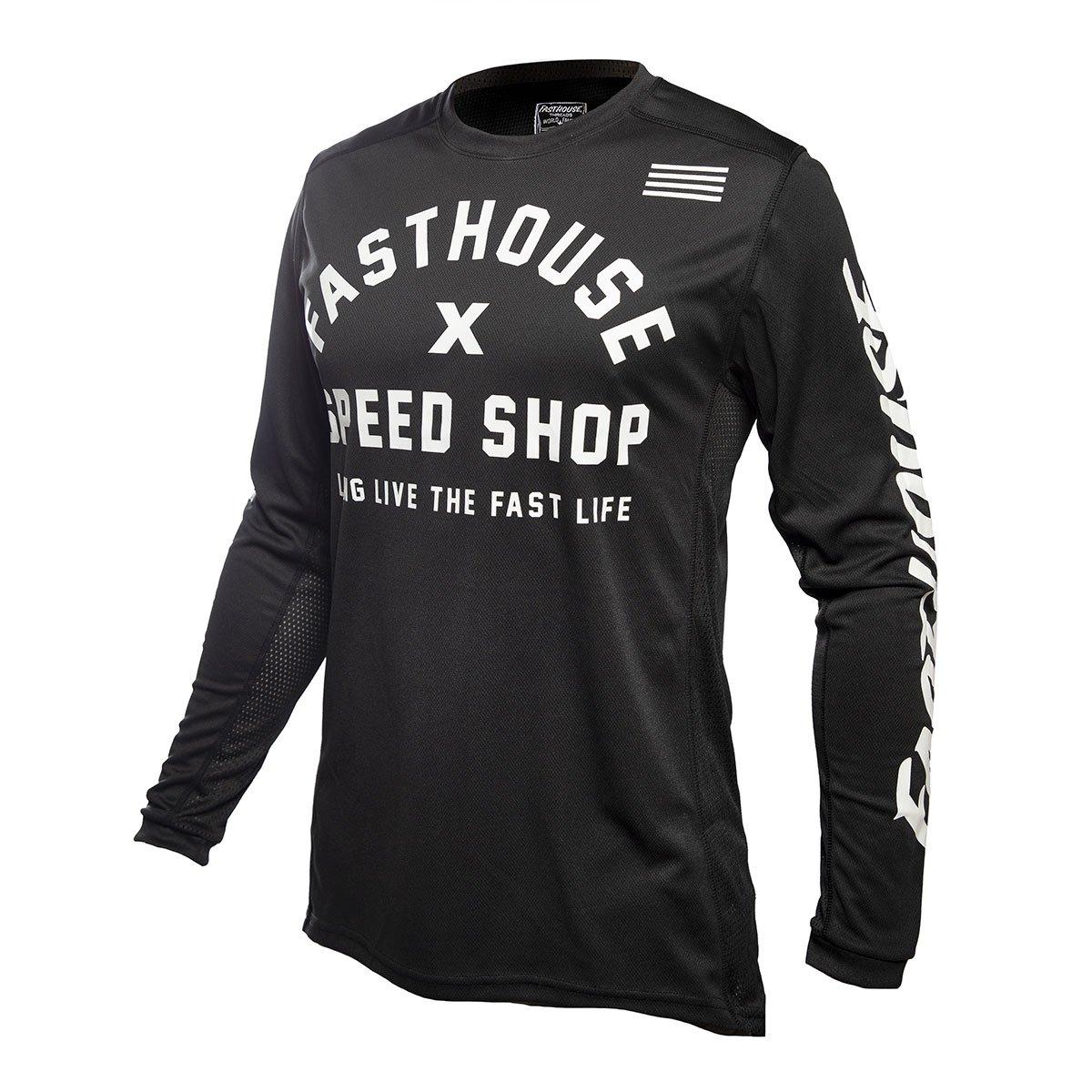 BMXProtect Raceshirt Heritage Black
