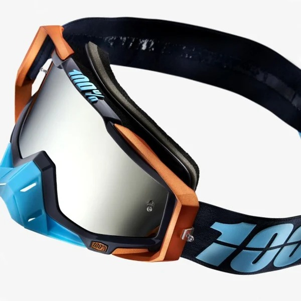 100% Racecraft goggle crossbril Ergono