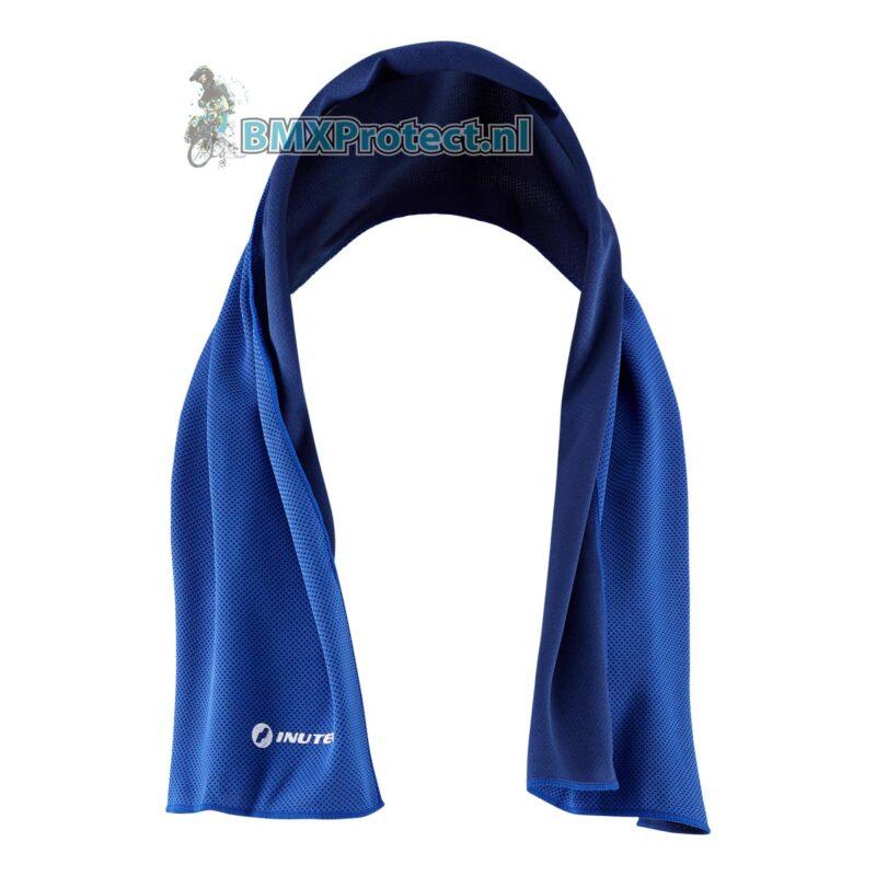 BMXProtect body cooling towel plus Inuteq koelhanddoek